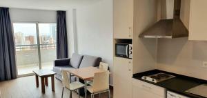 A kitchen or kitchenette at Primavera Loix