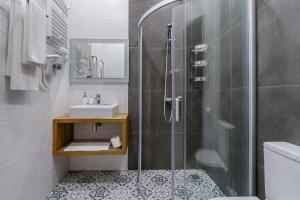 Ванная комната в Adam`s House