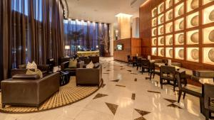 Ristorante o altro punto ristoro di InterContinental Johannesburg OR Tambo Airport Hotel, an IHG Hotel