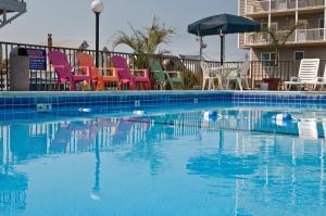 Piscina di Rideau Oceanfront Motel o nelle vicinanze