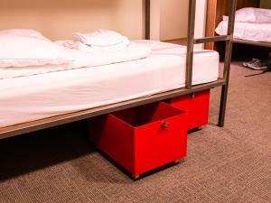A bunk bed or bunk beds in a room at Loft - HI Hostel