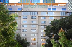 Здание апарт-отеля