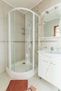Ванная комната в Гостевой дом Христофор