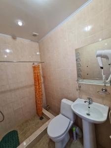 Ванная комната в Guest house Granat