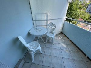 """Балкон или терраса в Гостевой дом """"На Короткой"""""""