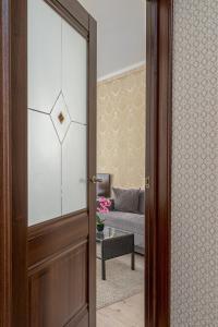 Гостиная зона в Апартаменты Казань-центр на Чернышевского 16