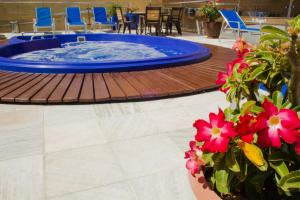 The swimming pool at or close to Bogari Hotel