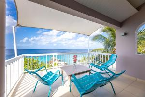 Een balkon of terras bij Coral Estate Luxury Resort