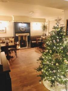A restaurant or other place to eat at The Cropper's Arms