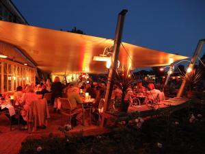 En restaurang eller annat matställe på Gripsholms Värdshus