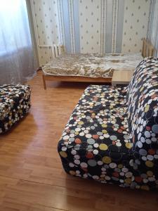 Гостиная зона в Apartment on Levchenko 8