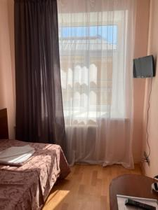 Benoua Houseにあるベッド