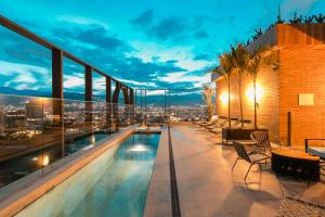 The swimming pool at or close to Marquee Medellín