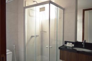 A bathroom at Nord Easy Ondas do Atlantico