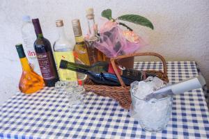 Drinks at Villa Malfi