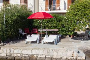 A restaurant or other place to eat at Villa Malfi