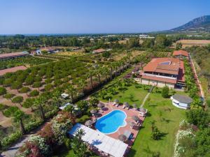 A bird's-eye view of Hotel Rurale Orti di Nora & SPA