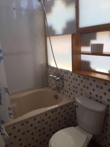 A bathroom at Eco Hotel Banderas