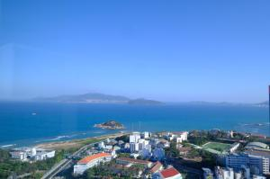 A bird's-eye view of Stay in Nha Trang Apartment