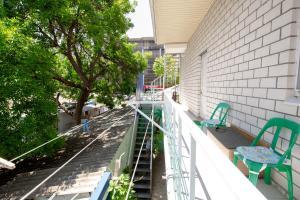 Балкон или терраса в Guest house Anapa