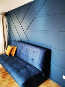 Część wypoczynkowa w obiekcie 4 Pory Roku Apartamenty Domki Pokoje