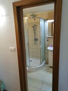 Ein Badezimmer in der Unterkunft Ubytovanie na súkromí KIKA