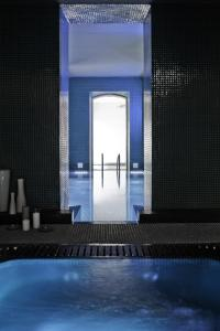 The swimming pool at or near Hotel C2