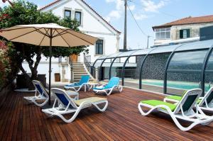 A piscina em ou perto de Hotel Solar do Rebolo