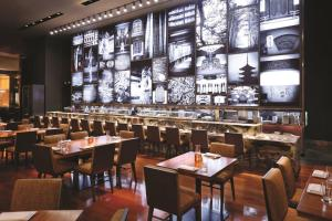 A restaurant or other place to eat at MGM Grand