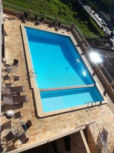 A view of the pool at Mirante Hotel or nearby
