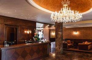 Lobby alebo recepcia v ubytovaní Residence Hotel & Club