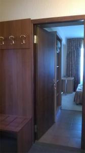 Ванная комната в Отель «Золотая Пальма»