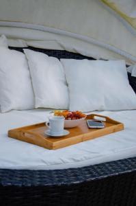 Letto o letti in una camera di Faro Sun Life Hostel