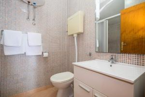 Łazienka w obiekcie Apartments Vidak