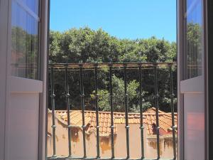 A balcony or terrace at Aurora - Lissabon Altstadt