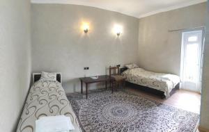 Cama ou camas em um quarto em Motel Sema