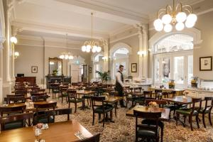 A restaurant or other place to eat at Hadley's Orient Hotel