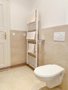 Ванная комната в Small Luxury Palace Residence