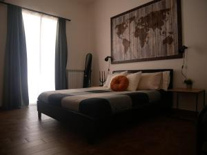 A bed or beds in a room at Il Civico 2