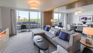 Zona de estar de Marina Bay Sands (SG Clean)