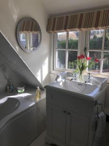 A bathroom at Oakhill