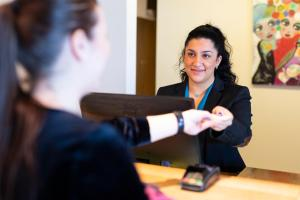 Staff di Landvetter Airport Hotel, Best Western Premier Collection