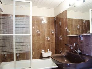 A bathroom at Apartment Le Pavillon