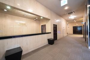 The lobby or reception area at Royal Hotel Uohachi