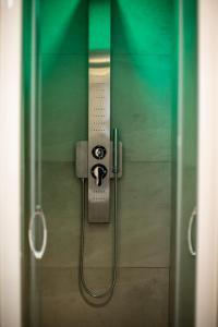 A bathroom at Hotel Cinquantatre