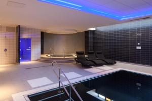The swimming pool at or near Crowne Plaza Newcastle - Stephenson Quarter, an IHG Hotel