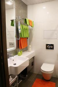 Ванная комната в Daily Home
