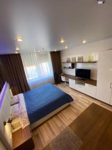 Кровать или кровати в номере Daily Home