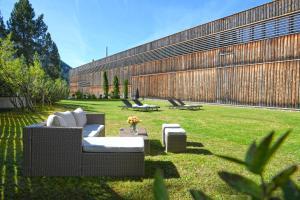 Сад в Kongress Hotel Davos