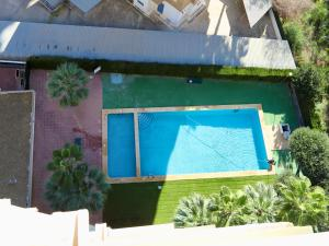 A view of the pool at Apartamentos Mariscal VII or nearby